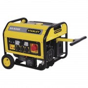 Generator de curent electric Stanley 6500W Profesional - SG6500