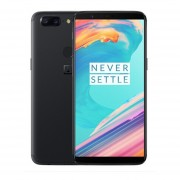 Oneplus 5T 6GB 64GB Snapdragon 835 Octa Core Smartphone Dual Android 7.1 Negro