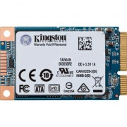 Solid-State Drive (SSD) Kingston UV500, 120GB, SATA III, mSATA