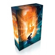 The Trials of Apollo, Book One: The Hidden Oracle, Hardcover/Rick Riordan