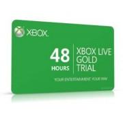 Microsoft 48 Stunden Xbox Live Trial Code