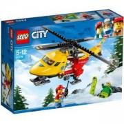 Конструктор ЛЕГО СИТИ - Линейка хеликоптер - LEGO City Great Vehicles, 60179
