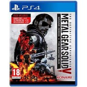 Metal Gear Solid 5: The Phantom Pain Definitive Experience - PS4