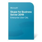 Skype for Business Server 2019 Enterprise User CAL elektronički certifikat