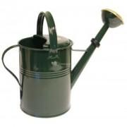 Zinken gieter 9 liter groen