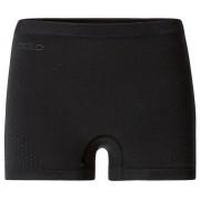 Odlo Pantaloncini intimi donna Evolution warm Panty - Black/Odlo Graphite Grey
