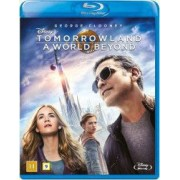 Tomorrowland Blu-ray