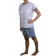 Loen Lemon - C dámské pyžamo L šedá