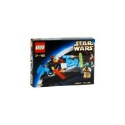 Duel of the 7103 LEGO Star Wars Jedi
