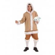 Disfraz de Esquimal Hombre - Creaciones Llopis