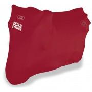 Oxford Protex Stretch-Fit Premium Funda interior de moto Rojo XL