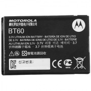 Li Ion Polymer Replacement Battery BT60 for Motorola Mobile Phones