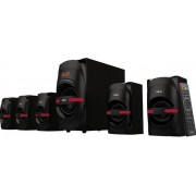 Sistem boxe 5.1 Akai HT014A-5086F, 105W, USB/SD, Telecomanda (Negru)