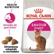 Royal Canin Exigent Savour Hrană Uscată Pisică 10 kg+2 kg gratis!