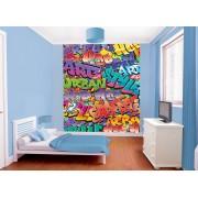 Walltastic Graffiti Fotobehang (Walltastic)