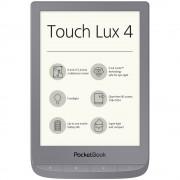 PocketBook PB627 Touch Lux 4, Матовосив Четец на Е-книги
