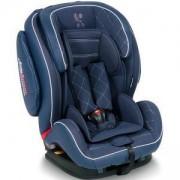 Столче за кола 9-36 кг. Mars Isofix, Lorelli, Dark Blue Leather, 0740200