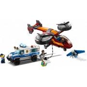 Lego Конструктор Lego City 60209 Police Воздушная полиция: кража бриллиантов