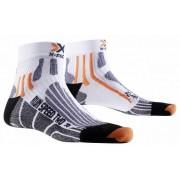 X-bionic - ponožky X-SOCKS RUN SPEED TWO white/black Velikost: 39-41