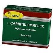 HOFIGAL L-CARNITIN COMPLEX 40 capsule