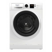 Masina de spalat rufe Hotpoint Ariston NS722UWKEUN, 7 kg, 1200 RPM, Clasa A+++, Display digital, Child Lock, Alb