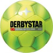 Derbystar Fußball FUTSAL MATCH PRO - neongelb/grün | 4