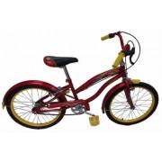 Bicicleta Infantil para 110-140 cm r20 Rodada 20 Bicicletas, msi