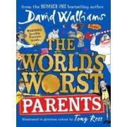 HarperCollins Publishers The World´s Worst Parents - David Walliams