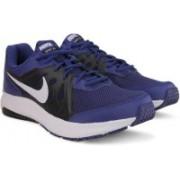 Nike DART 11 MSL Running Shoes For Men(Black, Blue, White)