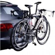 Thule Transbike Suporte de Bicicleta para Carros Thule Xpress - Engate - 2 Bikes - PRETO/PRATA