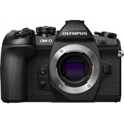 Olympus OM-D E-M1 Mark II - Body - Zwart