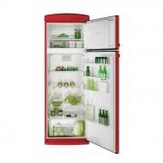 Candy CVRDS 6174RH Frigorifero Doppia Porta Libera Installazione 304 Litri Rosso Classe Energetica A++