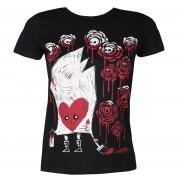 hardcore póló női - Painting The Roses - Akumu Ink - 16TW04