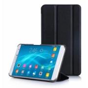 Husa flip cover pentru Huawei MediaPad T2 Pro 7.0, negru