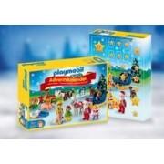 Playmobil 1.2.3 Calendario de Navidad - Granja de Animales