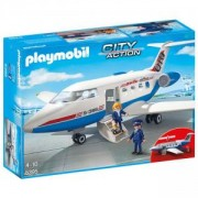 Комплект Плеймобил 5395 - Пътнически самолет, Playmobil, 2900074