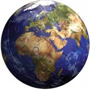 Puzzle glob Ravensburger - Sistemul Solar, 27/54/72/108 piese (11668)