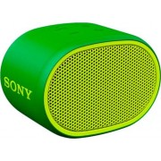 Sony Srsxb01g.Ce7 Cassa Bluetooth Speaker Wireless Altoparlante Portatile Ipx5 Usb Ingresso Aux Colore Verde - Srs-Xb01g Extra Bass