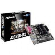 Motherboard J3355B-ITX (Apollo Lake//DDR3L SO-DIMM)