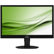 "Monitor LED Philips 24"" 241B4LPYCB/00, Full HD (1920 x 1080), DVI-D, DisplayPort, 5 ms, Boxe (Negru)"