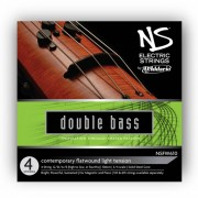 D'Addario NSFW610 E-Contemporary Satz 3/4 Escala Tensión media