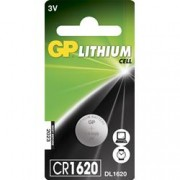 Gp Batteries Blister 1 Batteria Litio a Bottone CR1620