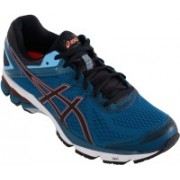 Asics Gt-1000 4 Men Running Shoes For Men(Blue, Black)