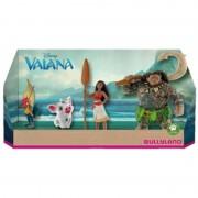 Set Vaiana 4 figurine Bullyland