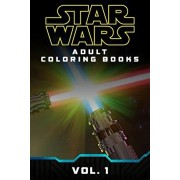 Adult Coloring Book: Star Wars: (Booklet), Paperback/Deviant Coloring Books