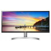 Monitor LED 29 Inch LG 29WK600-W.AEU Full HD Black