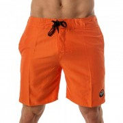 Lord Solid Boardshorts Beachwear Orange MA004