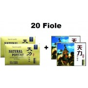 20 Fiole Natural Potent