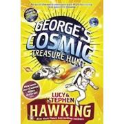 George's Cosmic Treasure Hunt, Paperback/Lucy Hawking