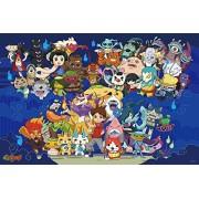 500 Large Piece Puzzle yo-Kai Watch yo-Kai is Full! (50x75cm)